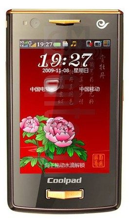 CoolPAD N900+ image on imei.info