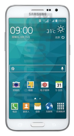 SAMSUNG G5109 Galaxy Core Max Duos TD-LTE image on imei.info