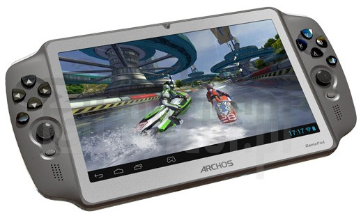 ARCHOS GamePad image on imei.info