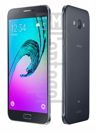SAMSUNG Galaxy A8 (2016) image on imei.info