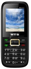 MTS M2 Classic image on imei.info