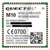 IMEI Check QUECTEL M10 on imei.info