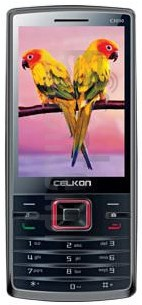 CELKON C3030 image on imei.info