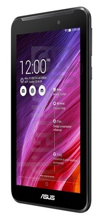 ASUS ME70C Memo Pad 7 Specification - IMEI info