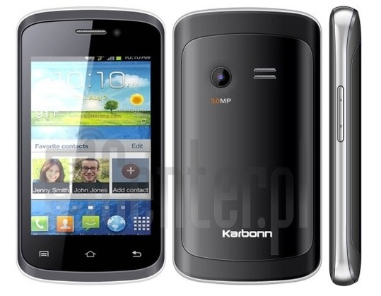 KARBONN A3 image on imei.info