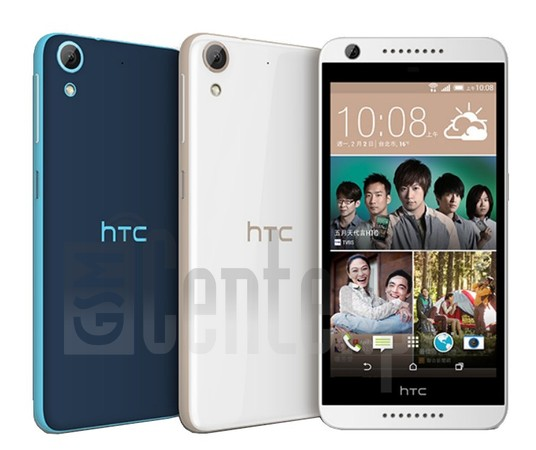 HTC Desire 626 specification - IMEI.info