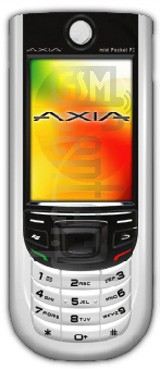 AXIA A308 image on imei.info