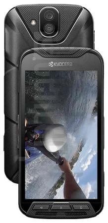 KYOCERA DuraForce Pro Specification - IMEI info