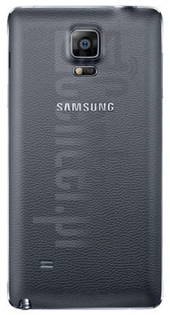 IMEI Check SAMSUNG N910F Galaxy Note 4 on imei.info
