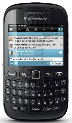 BLACKBERRY 9220 Curve image on imei.info