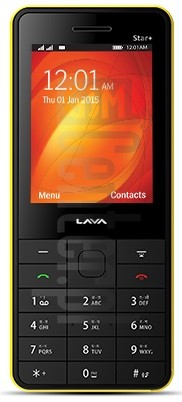 LAVA KKT STAR+ image on imei.info