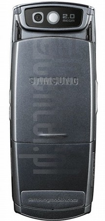 SAMSUNG L760 image on imei.info
