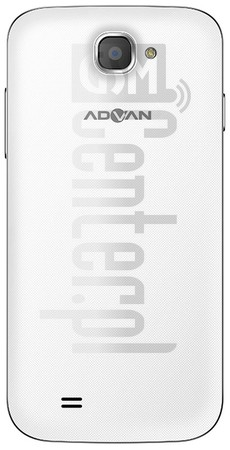 ADVAN Vandroid S5H image on imei.info