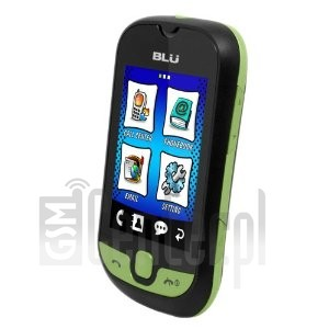 BLU Deejay Touch S210  image on imei.info