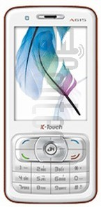 K-TOUCH A615 image on imei.info