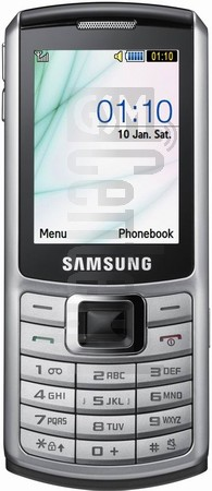 SAMSUNG S3310 image on imei.info