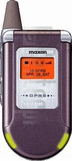 MAXON MX-7930 image on imei.info