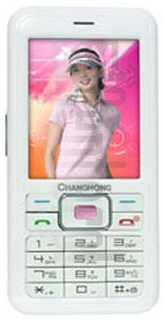 CHANGHONG L158 image on imei.info