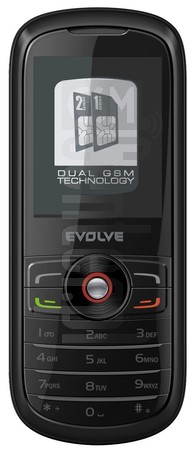 IMEI Check EVOLVE ZION GX607 on imei.info