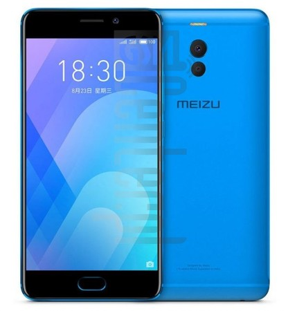 MEIZU M6 Note image on imei.info