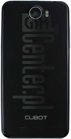 CUBOT GT99 image on imei.info