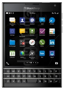 BLACKBERRY Passport image on imei.info