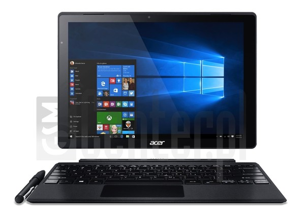 IMEI Check ACER SA5-271-51XD Switch Alpha 12 on imei.info