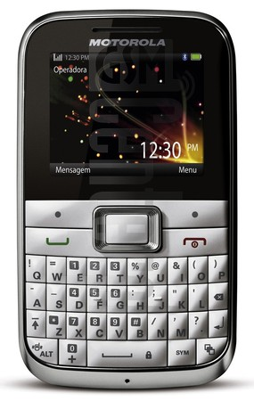MOTOROLA EX108 Motokey Mini image on imei.info