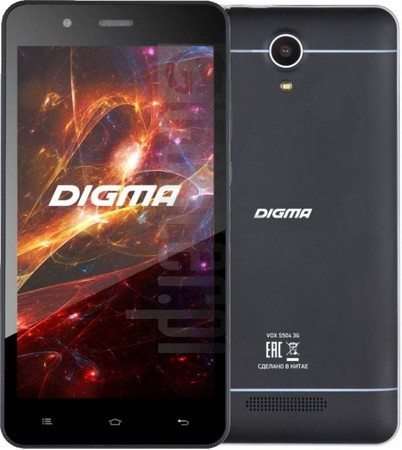 DIGMA Linx A504 3G image on imei.info