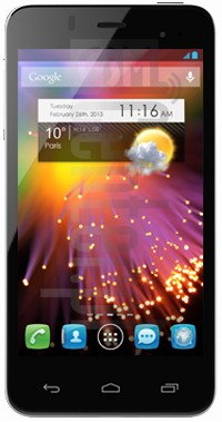 ALCATEL 6010X One Touch Star image on imei.info