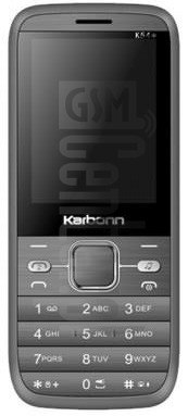 KARBONN K54 STAR image on imei.info