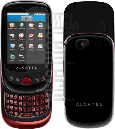 ALCATEL OT-980 image on imei.info