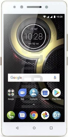 LENOVO K8 Note image on imei.info