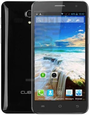 CUBOT Bobby image on imei.info
