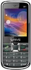 GFIVE W1 image on imei.info