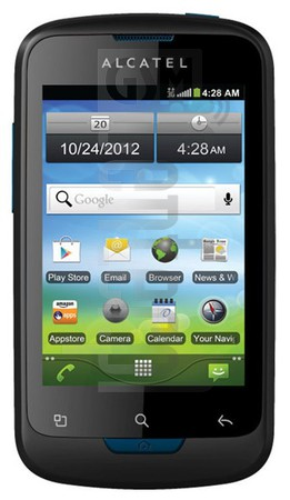 ALCATEL OT 988 Shockwave image on imei.info