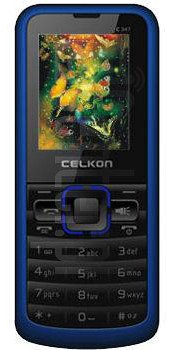 CELKON C347 image on imei.info