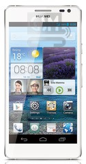 HUAWEI Ascend D2 image on imei.info