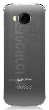 MICROMAX X286 image on imei.info