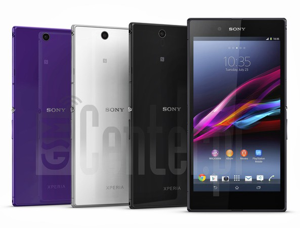 SONY Xperia Z Ultra C6806 image on imei.info