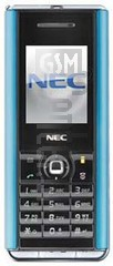 NEC N355i image on imei.info