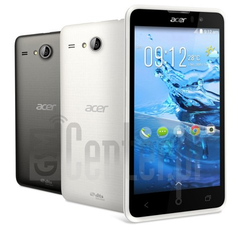 ACER Liquid Z520 image on imei.info
