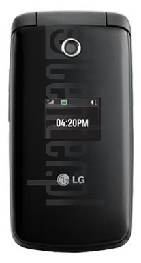 LG 420G image on imei.info