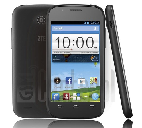 ZTE Blade Q Mini image on imei.info