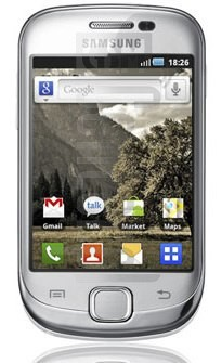 SAMSUNG S5670 Galaxy Fit image on imei.info