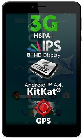 ALLVIEW Viva H8 Plus image on imei.info