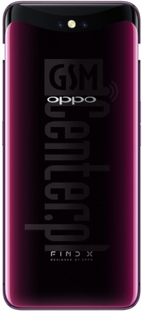 IMEI Check OPPO Find X on imei.info