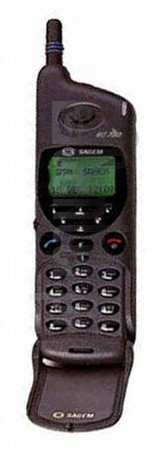 SAGEM RC 750 image on imei.info
