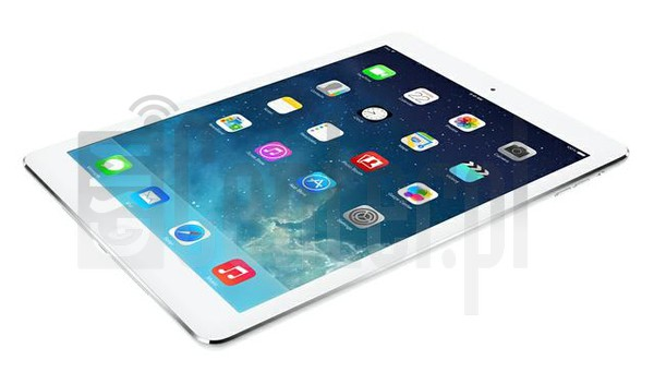 APPLE iPad Air Wi-Fi + Cellular image on imei.info