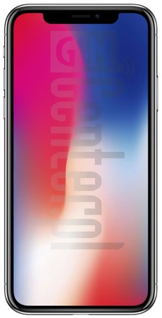 APPLE iPhone X image on imei.info